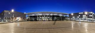 Flughafen Berlin Brandenburg BER Willy Brandt Airport