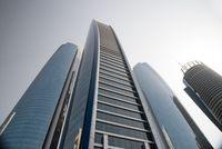 Jumeirah at Etihad Towers Residence, Abu Dhabi, United Arab Emirates.