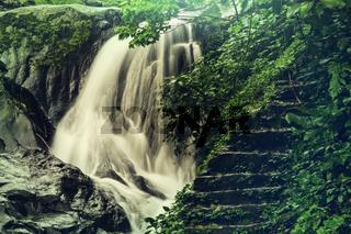 Waterfall in Indonesia