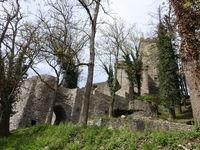 mittelalterliche Burganlage Kerpen (Eifel)