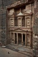 Petra in Jordanien - Schatzhaus