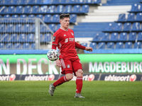 Dennis Waidner FC Bayern München II DFB 3.Liga Saison 2020-21