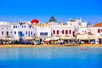 Mykonos island in Greece, Cyclades