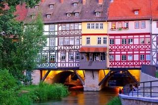 Erfurt Krämerbrücke -Erfurt Kraemerbruecke 18