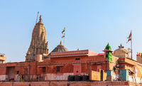 Mandir Shree Laxmi Narayan Ji Bai Ji Temple, Jaipur, India