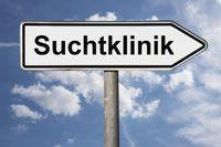 Wegweiser Suchtklinik | signpost Suchtklinik (Detox center)