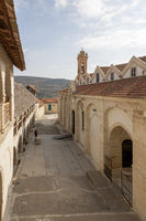 Kloster in Omodos