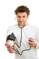 Eigene Blutdruckmessung