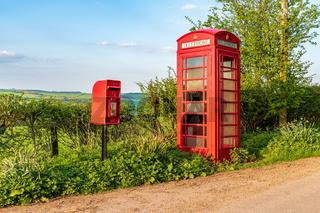 Bettws-y-crwyn, Shropshire, England, UK