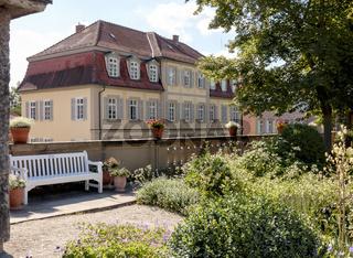 Gartenterrasse, Schloss Ludwigsburg, Sommer