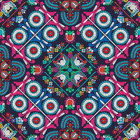 Hungarian embroidery pattern 77