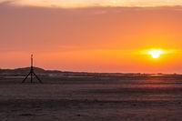 Oranger Sonnenuntergang am Meer-1.jpg
