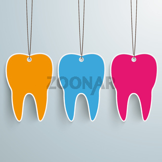 3 Toothstickers