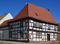 Altstadt von Wörlitz, Sachsen - Anhalt