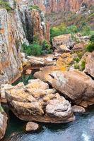 Bourke's Luck Potholes - Mpumalanga, South Africa