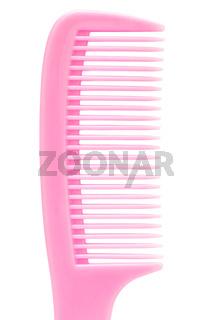 pink comb