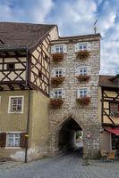 Historic buildings in Berching