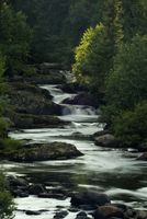 River in Gausdal