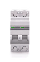 Front view of automatic circuit breaker