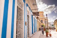 Historic Centre of Sancti Spiritus, Cuba, Latin America