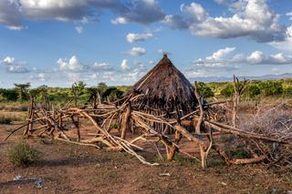 Hamar Village, South Ethiopia, Africa