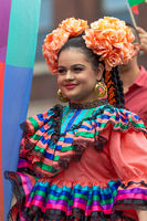 The 26th Street Mexican Independence Parade