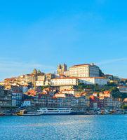 Porto Old Town Douro river