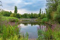 Nordsternpark in Gelsenkirchen, North Rhine-Westfalia, Germany