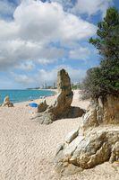 Playa de Aro,Costa Brava,Katalonien,Spanien