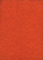 Orange knit wool texture background