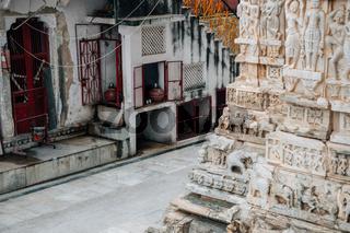 Jagdish Temple in Udaipur, India