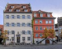 Schlossplatz Meersburg