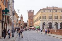 Corso Martiri della Liberta - Ferrara
