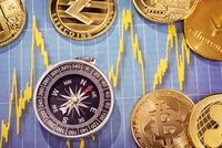 Kryptowährungen und Kompass