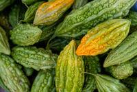 Kho Qua or Bitter lemon vegetable