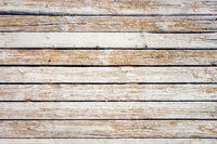 White wooden plank background texture