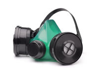 Reusable industrial respirator mask