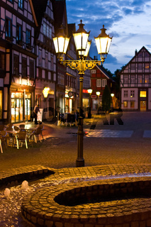 Altstadt Rinteln, Niedersachsen