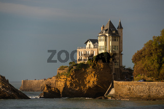 Villa Belza in Biarritz, France
