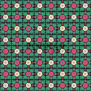 Hungarian embroidery pattern 16