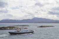 Fähre nach Kristiansund
