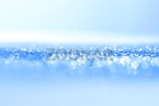 Blue sparkles background