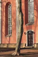 Teil der Pauluskirche in Bad Kreuznach