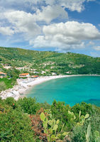 Cavoli,Insel Elba,Toskana,Mittelmeer,Italien