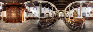 Iglesia Matriz de Santa Ana, Carachico/Teneriffa