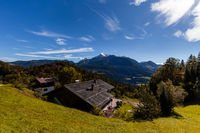 Herbst im Berchtesgadener Land