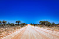 Unterwegs auf weiten Pisten in Namibia | Driving through Namibia