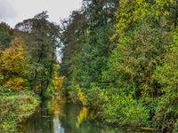 Herbststimmung im westfälischen Legden