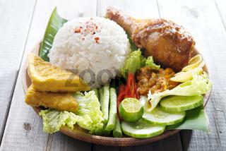 Popular Indonesian local food