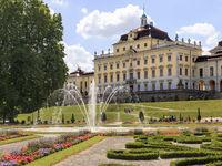 Schloss Ludwigsburg, Schlossgarten, Blühendes Barock
